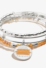 Alex and Ani FRIENDS, 'I'd Rather Be Watching Friends,  Set Of 3