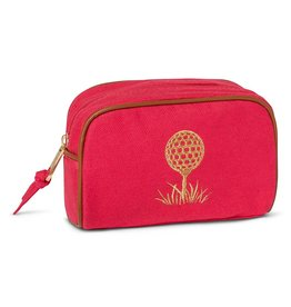 Spartina 449 Spartina 449, Pink Travel Pouch, Ball & Tee FINAL SALE