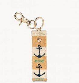 Spartina 449 Spartina 449, Grab-n-Go Keychain Anchor Stripe