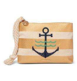 Spartina 449 Spartina 449, Carina Wristlet Anchor Stripe FINAL SALE