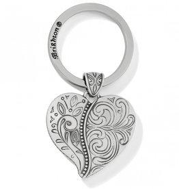 Brighton Brighton, Ornate Heart Key Fob