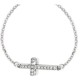 Brighton Starry Night Cross Necklace
