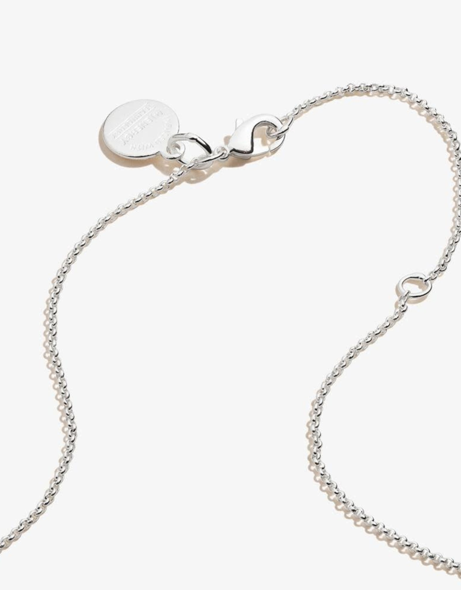 Alex and Ani Love 'Always And Forever' 22in Necklace, Shiny Silver