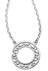 Brighton Brighton, Contempo Open Ring Necklace
