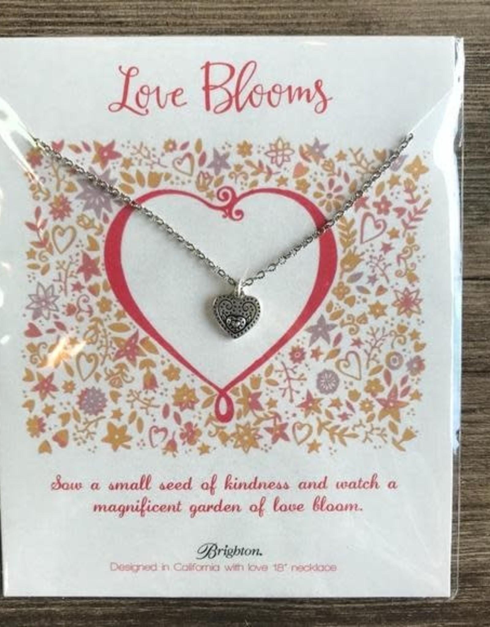 Brighton 40% OFF Brighton, Love Blooms Necklace FINAL SALE