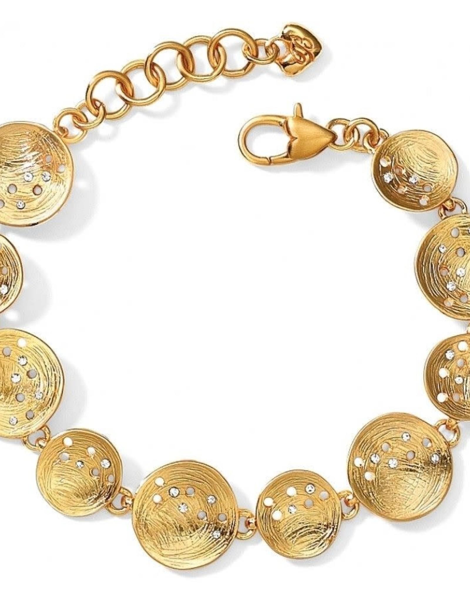 Brighton Brighton, Cosmos Bracelet Gold FINAL SALE