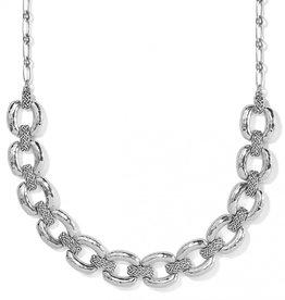 Brighton Brighton, Interlok Woven Collar Necklace