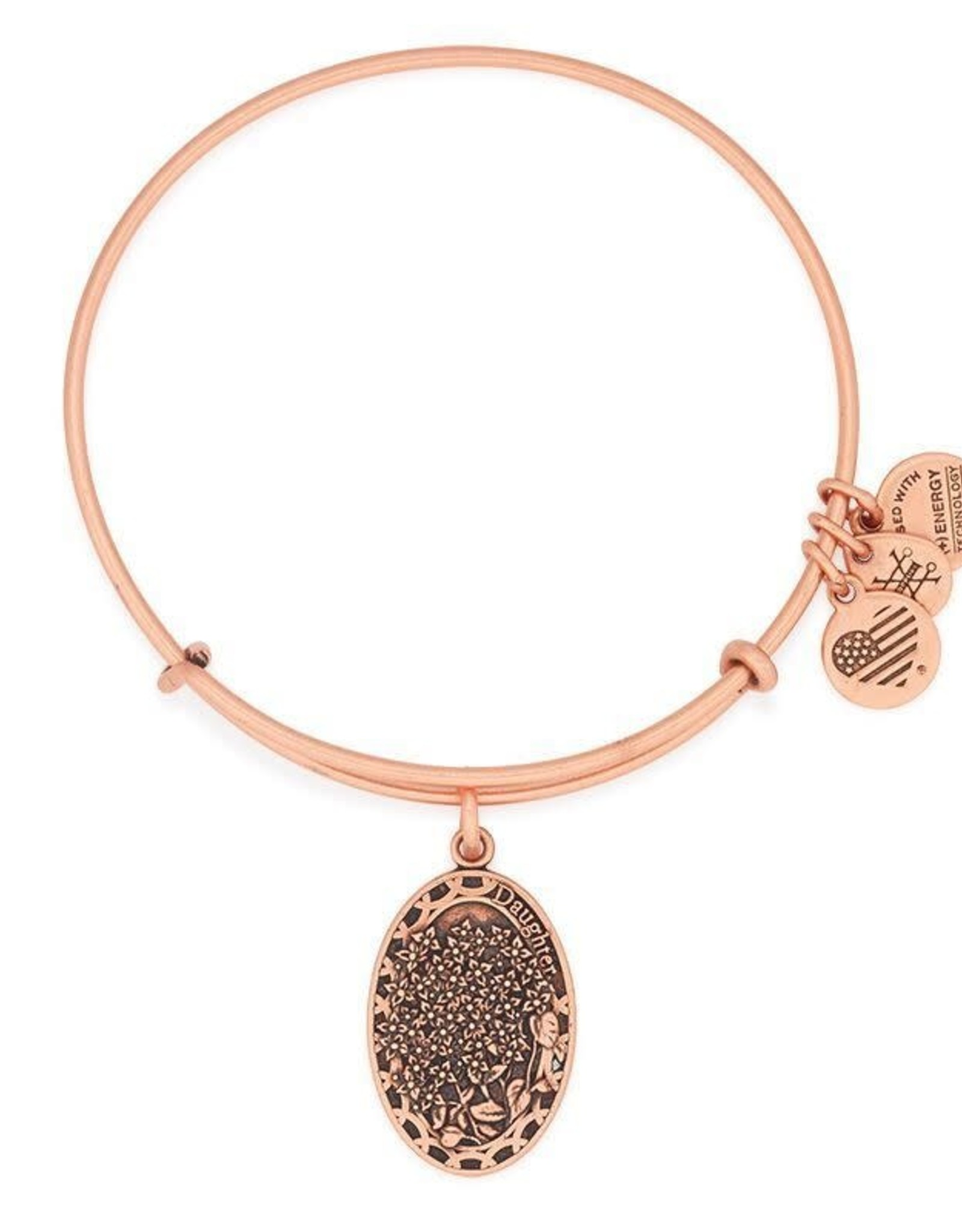 Alex and Ani Because I Love You, Daughter II FINAL SALE
