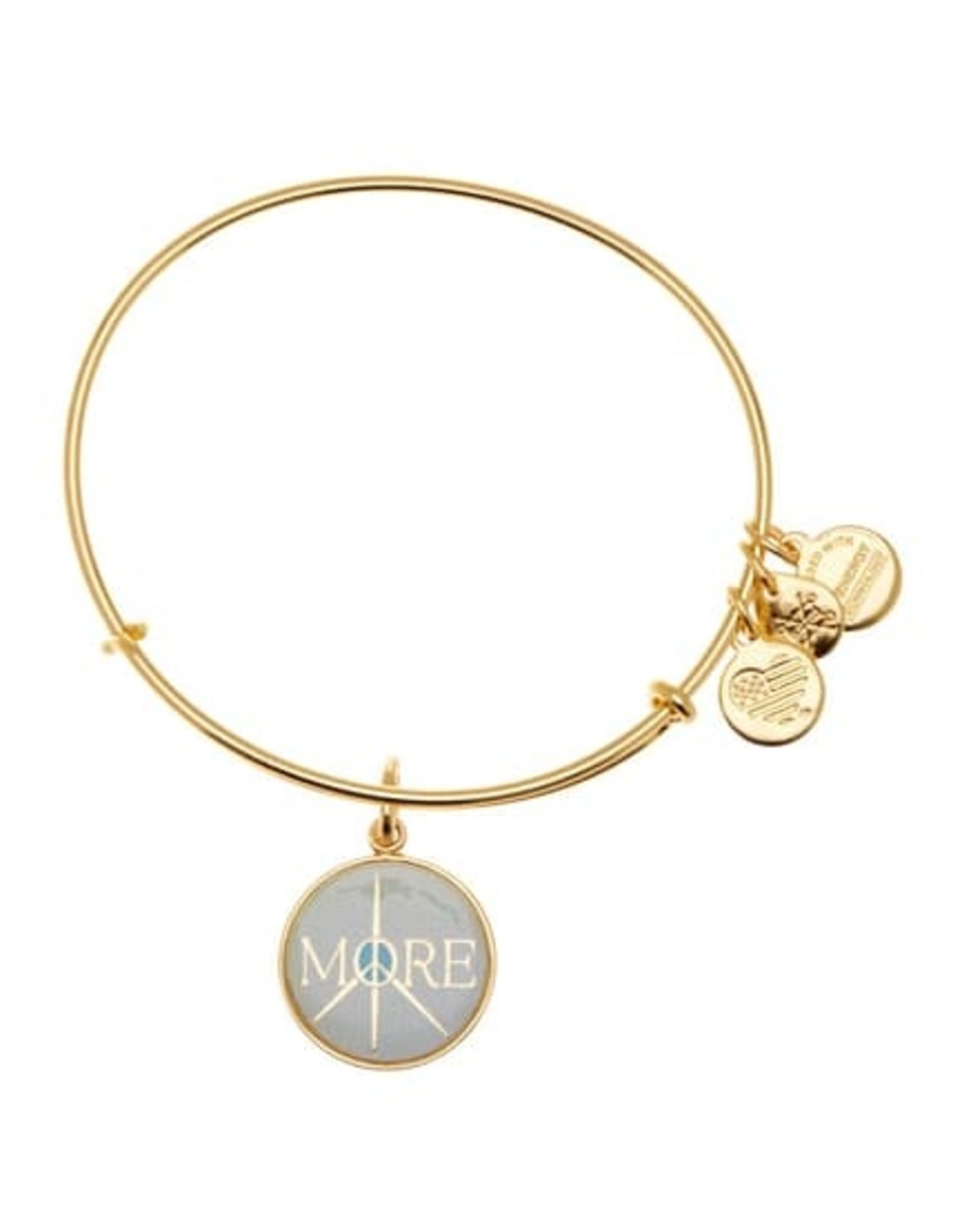 Alex and Ani Words Are Powerful, More Peace FINAL SALE