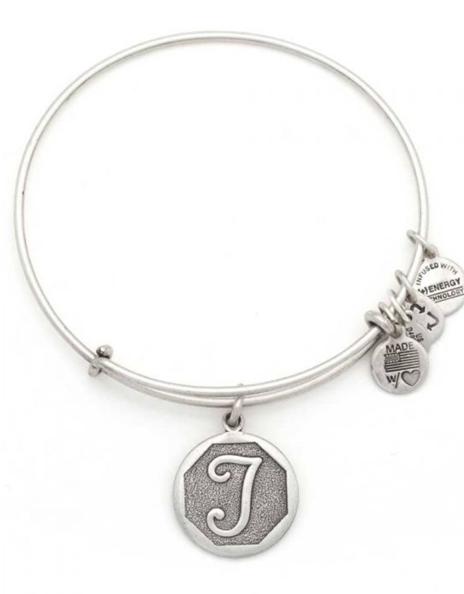 Alex and Ani Alex And Ani, Initial T FINAL SALE