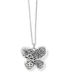 Brighton Brighton, Love Affair Butterfly Necklace