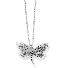 Brighton Brighton, Love Affair Dragonfly Necklace