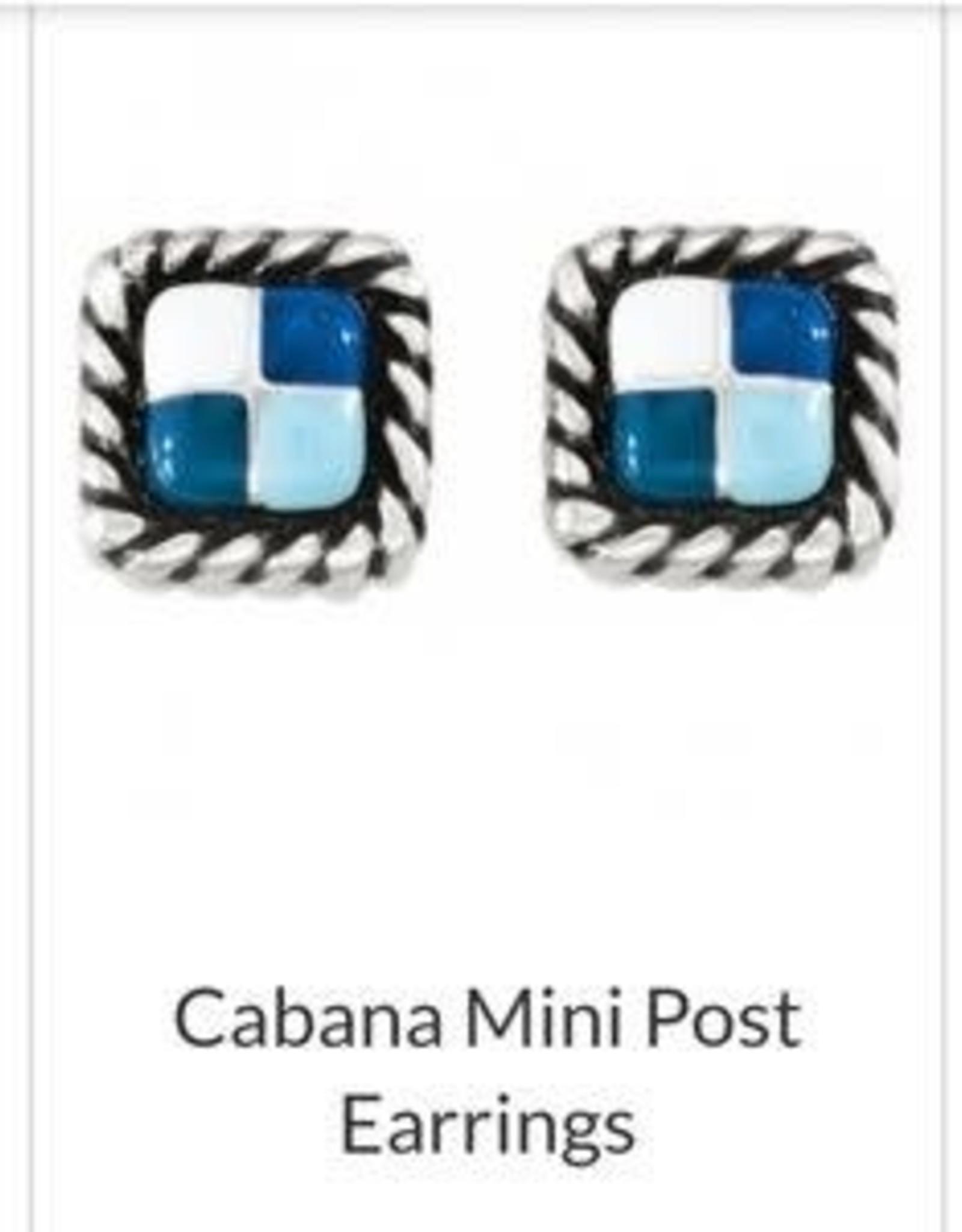 Brighton Brighton, Cabana Mini Post Earrings