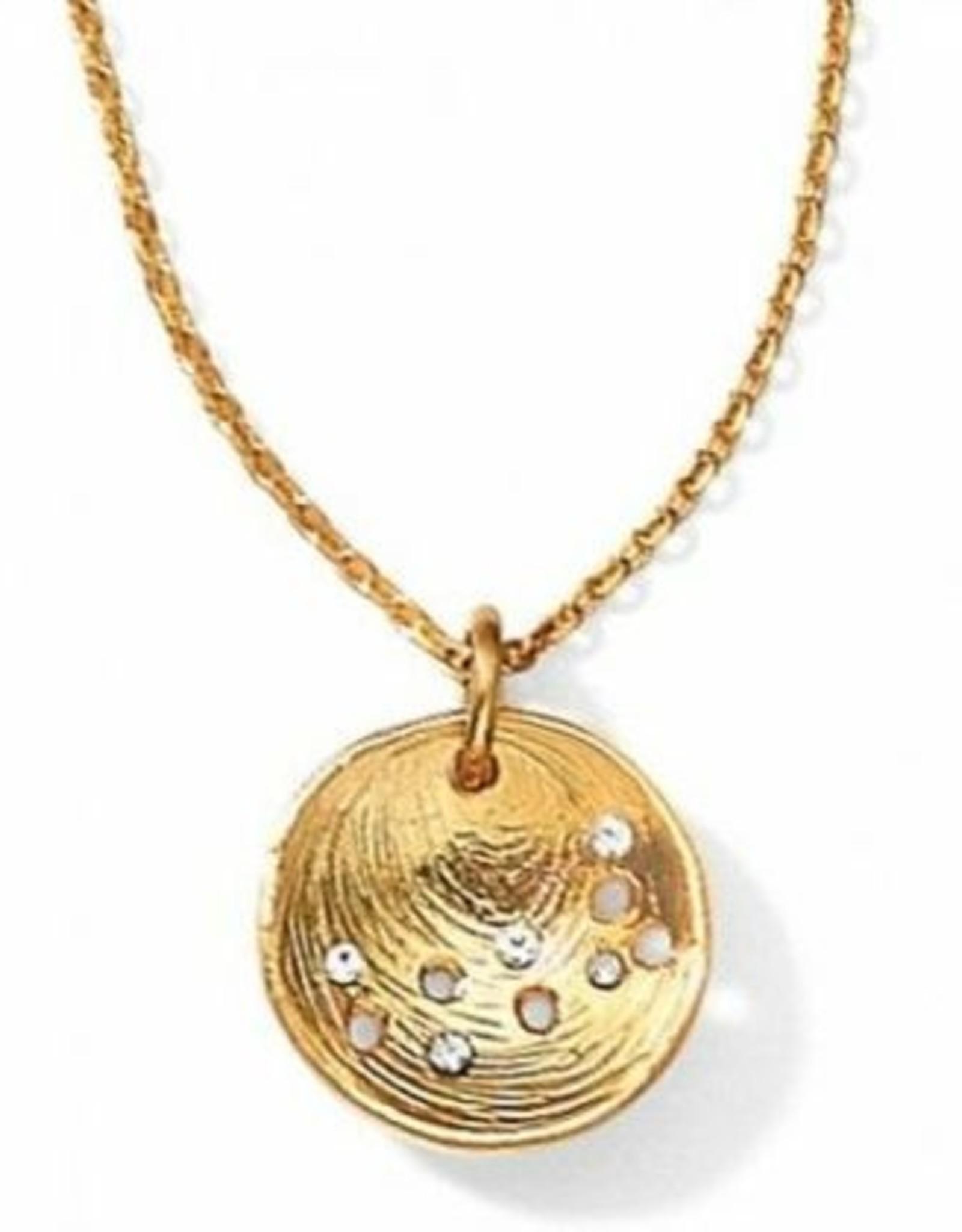 Brighton Brighton, Cosmos Petite Necklace Gold FINAL SALE