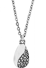 Brighton Brighton, Droplets Petite Reversible Necklace FINAL SALE