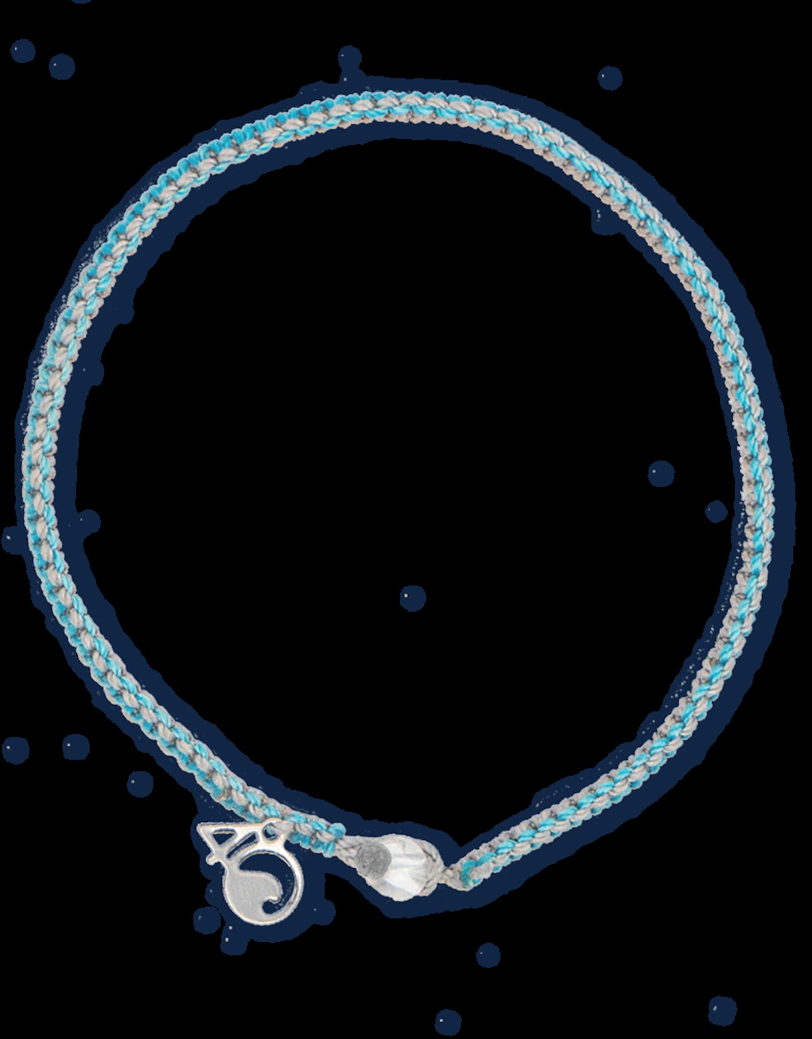 4Ocean 4Ocean, Braided, Dolphin Medium