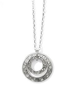 Brighton Brighton, Contempo Open Ring Convertible Long Necklace