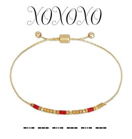 Dot & Dash Dot & Dash, XOXOXO Bracelet