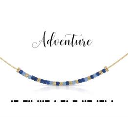 Dot & Dash Dot & Dash, Adventure Necklace