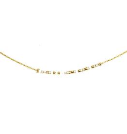 Dot & Dash Dot & Dash, Mama Bear Necklace