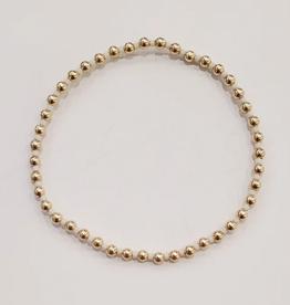 ENEWTON ENEWTON, Hope Grateful Pattern Bracelet- Off-White
