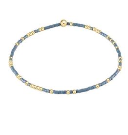 ENEWTON ENEWTON, Hope Unwritten Bracelet- Dusty Blue