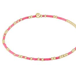 ENEWTON ENEWTON, Hope Unwritten Bracelet- Pink