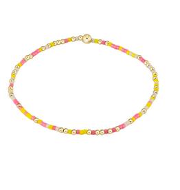 ENEWTON ENEWTON, Hope Unwritten Bracelet- Pink Lemonade