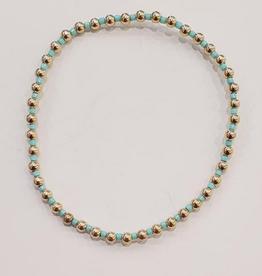 ENEWTON ENEWTON, Hope Grateful Pattern Bracelet- Mint