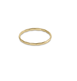 ENEWTON ENEWTON, Harmony Flat Gold Ring
