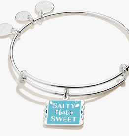 Alex and Ani Alex and Ani, Salty But Sweet, Shiny Silver
