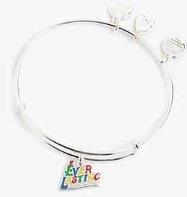 Alex and Ani Willy Wonka, Ever Lasting Gobstopper, Shiny Silver