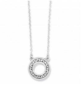 Brighton Brighton, Contempo Open Ring Petite Necklace