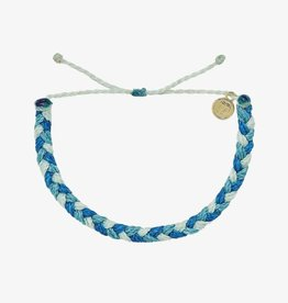PuraVida Pura Vida, Multi Braided Bracelet, Out of the Blue