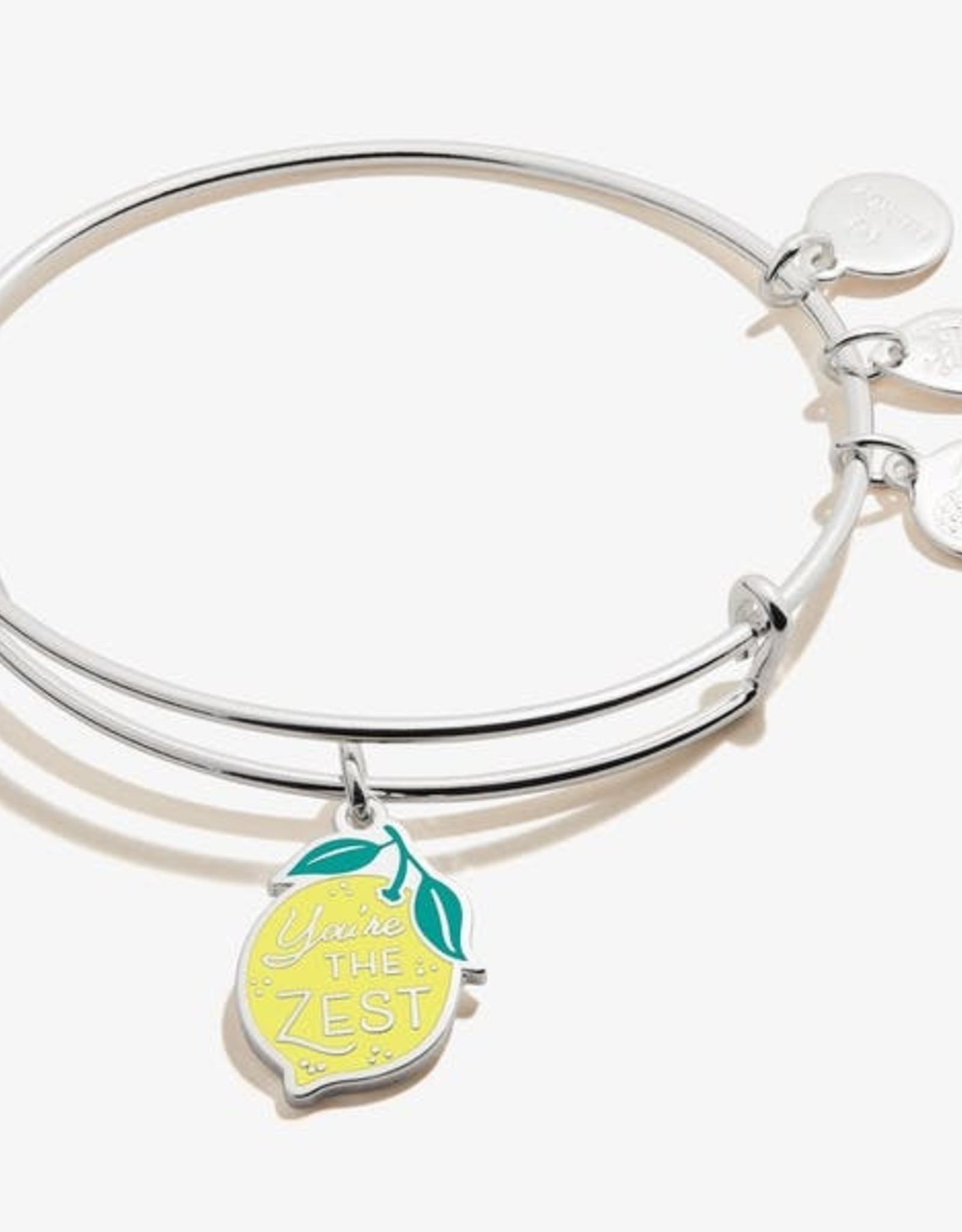 Alex and Ani Alex And Ani, You're The Zest, Shiny Silver