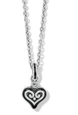 Brighton Alcazar Mystique Heart Necklace