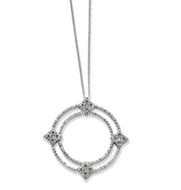 Brighton Brighton, Illumina Diamond Ring Necklace