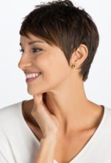 Brighton Brighton, Iris Topaz Mini Post Earrings