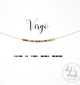 Dot & Dash Dot & Dash, Virgo Necklace