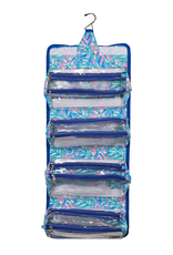 Simply Southern Simply Southern, Abstract Pattern Roll Up Makeup Bag
