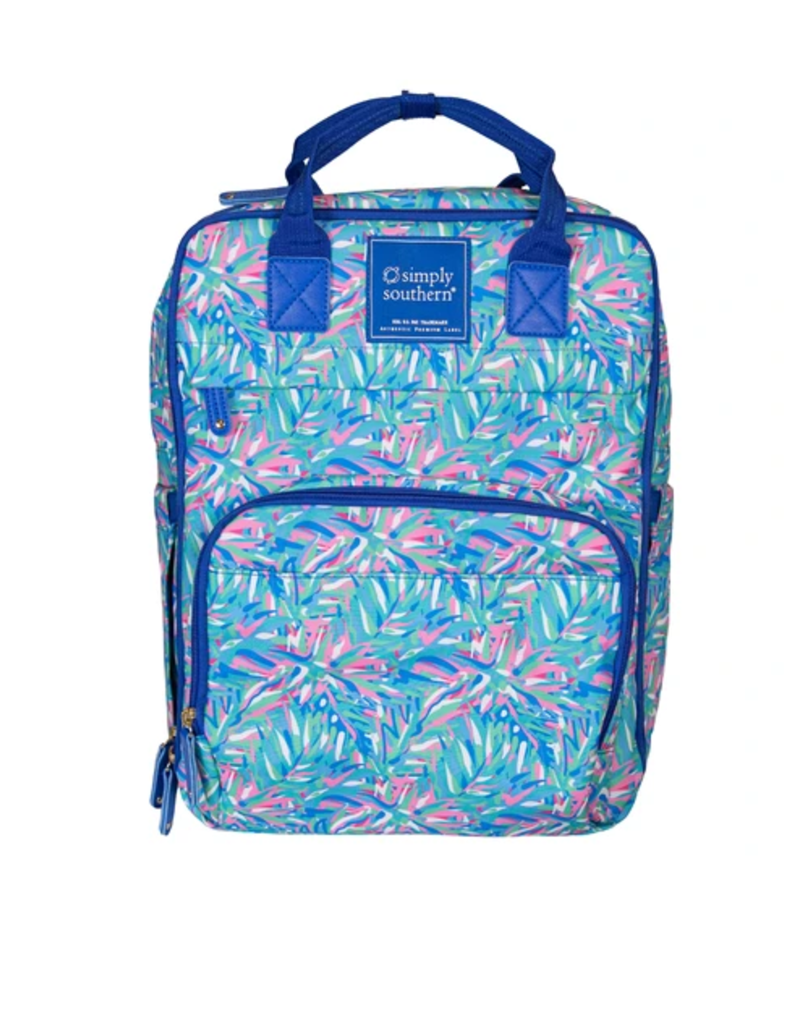 Simply Southern Simply Southern, Abstract Print Backpack