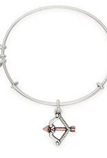 Alex and Ani Cupid's Arrow, Two Tone, RS FINAL SALE