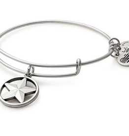 Alex and Ani Star of Strength, Silver FINAL SALE