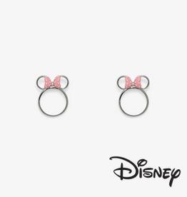 PuraVida PuraVida, Disney Minnie Mouse Cutout Stud Earrings