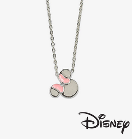 PuraVida PuraVida, Disney Minnie Head Pendant Necklace