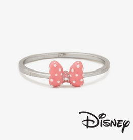 PuraVida Minnie Mouse Bow Ring
