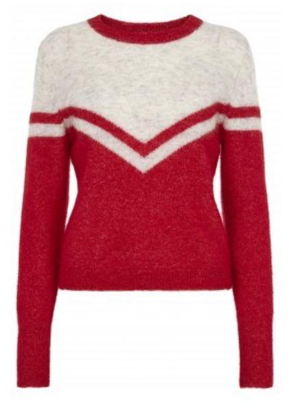 Just Female Swiss Knit