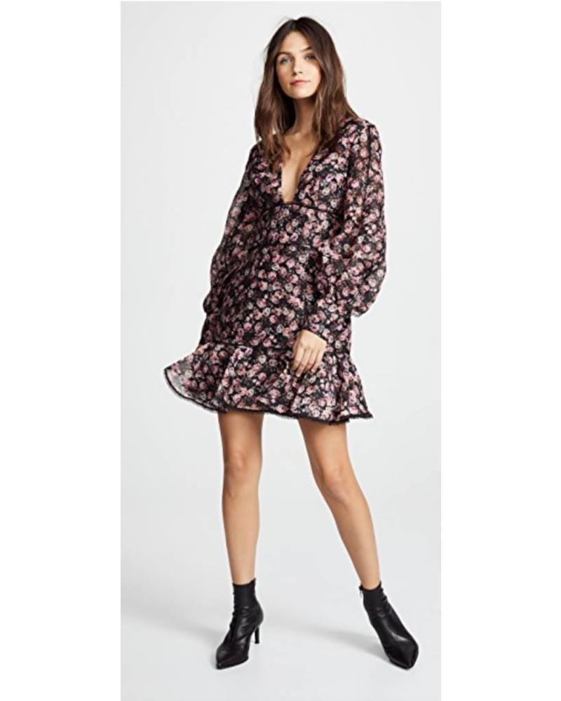 Keepsake Keepsake One Love Mini Dress
