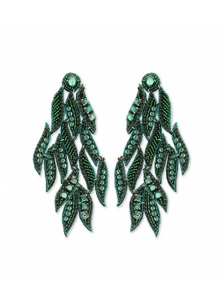 Narratives Chandalier Earrings