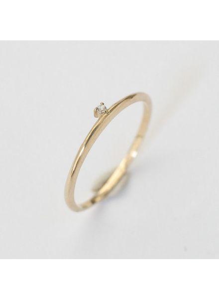 Merewif & Star Ring